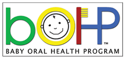 Baby Oral Health Program Logo