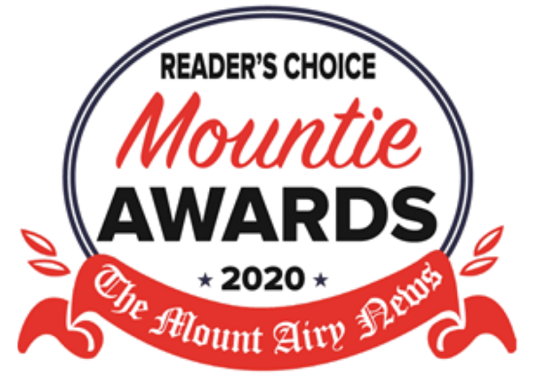 Reader's Choice Mountie Awards 2020