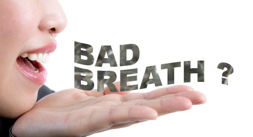 Bad Breath Image